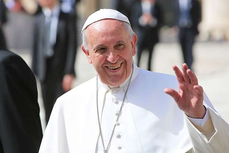 'Irreplaceable contribution' of women: Pope Francis