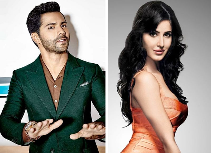 Confirmed! Varun Dhawan and Katrina Kaif starrer dance film to go on floor in December