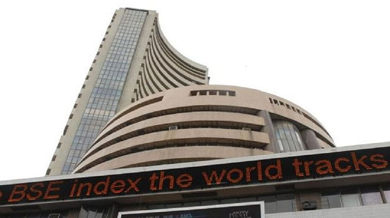Sensex drops over 100 points on weak global cues, rising crude prices