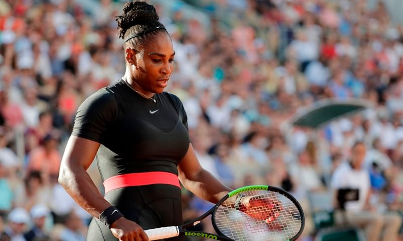'You have to respect the game': French Open to ban Serena Williams' 'Black Panther' inspired catsuit