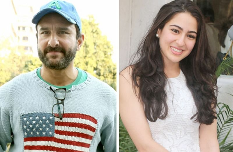 Father's Day 2018: Saif Ali Khan talks about daughter Sara, takes a dig at Abhishek Kapoor
