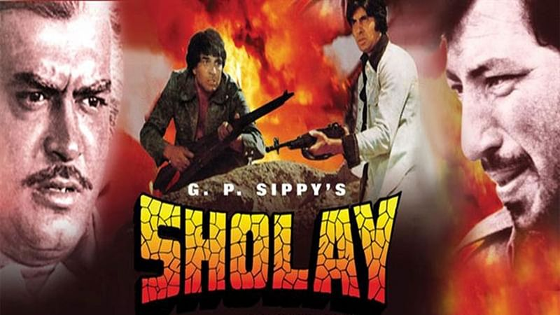 1975 Emergency: Did you know Sholay's climax was changed due to Emergency in India? Read full details