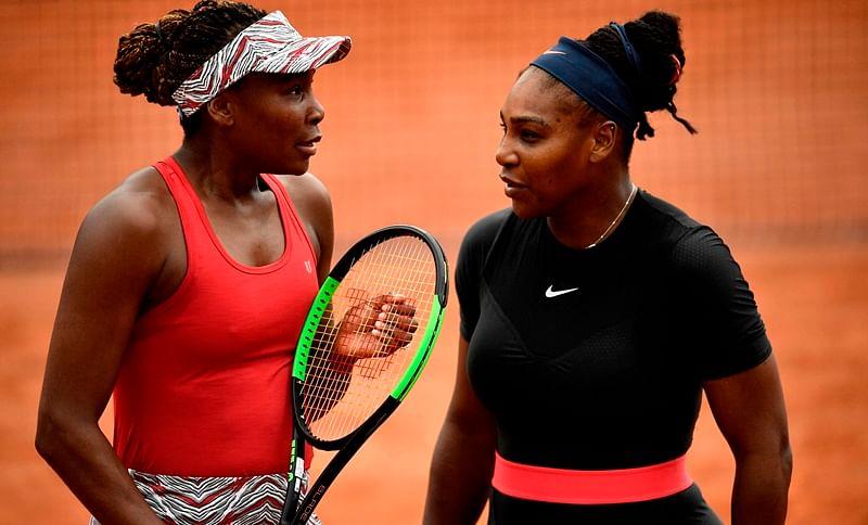 It's all Serena in all-Williams US Open clash