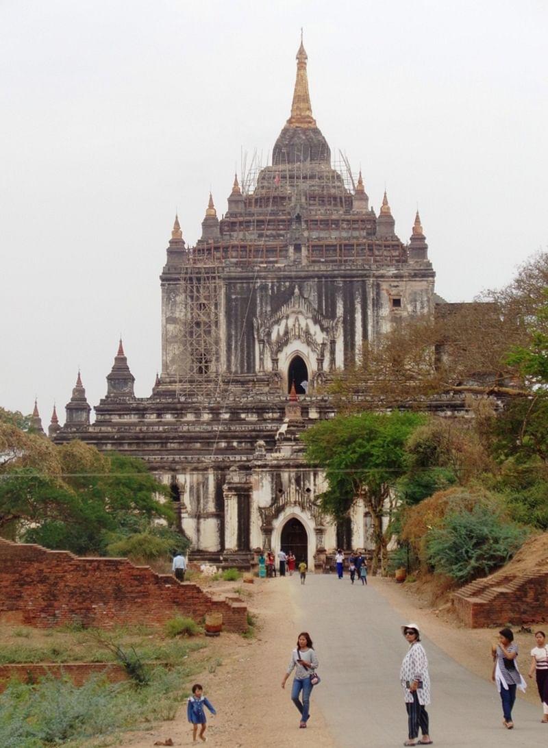 Sulamanai Pagoda