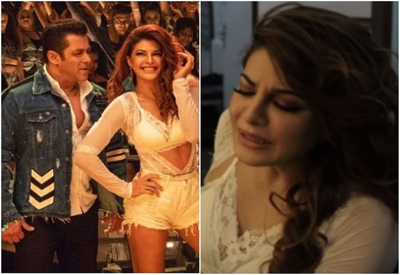 Race 3: What happened when Jacqueline Fernandez injured herself while shooting for 'Heeriye' with Salman Khan