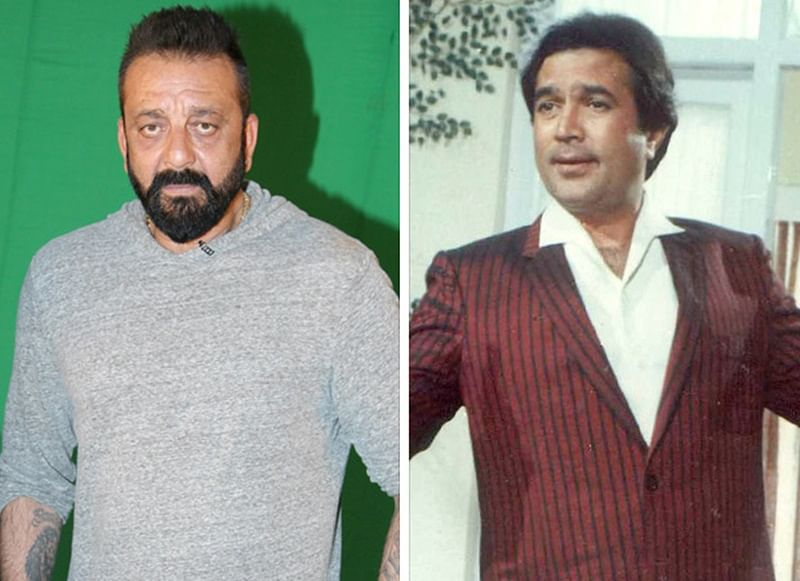 Sanju Shocker! Sanjay Dutt left for Mehboob Studios to beat up Rajesh Khanna