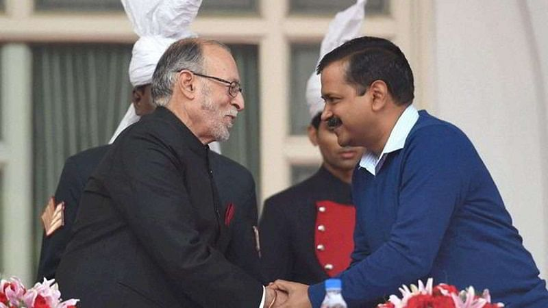 Undeterred CM Arvind Kejriwal vs stubborn Delhi L-G! All you need to know about the sit-in protest