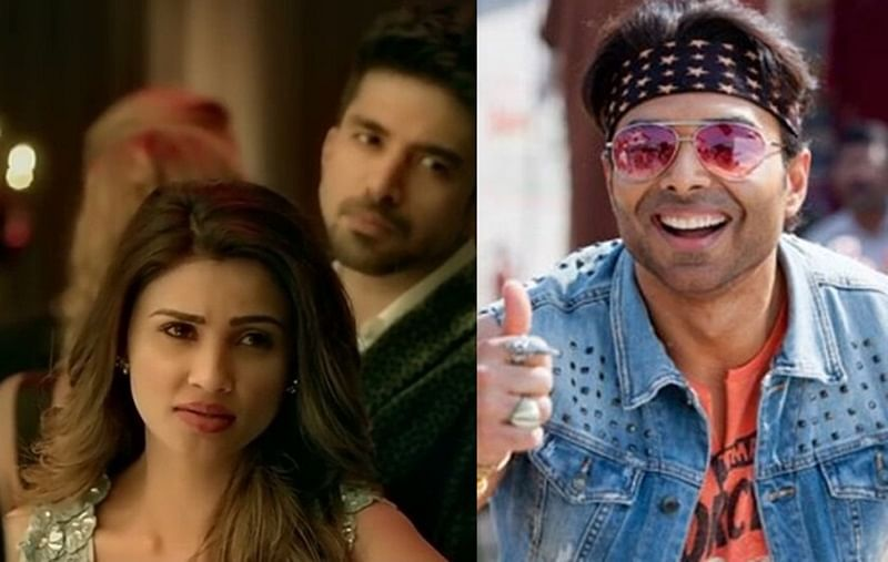 Check out Uday Chopra's ROFL touch to Daisy Shah's viral 'Our business' dialogue from Race 3