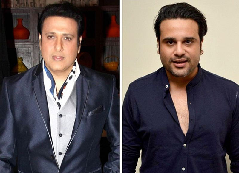 The family fight between Govinda and Krushna Abhishek turns murkier