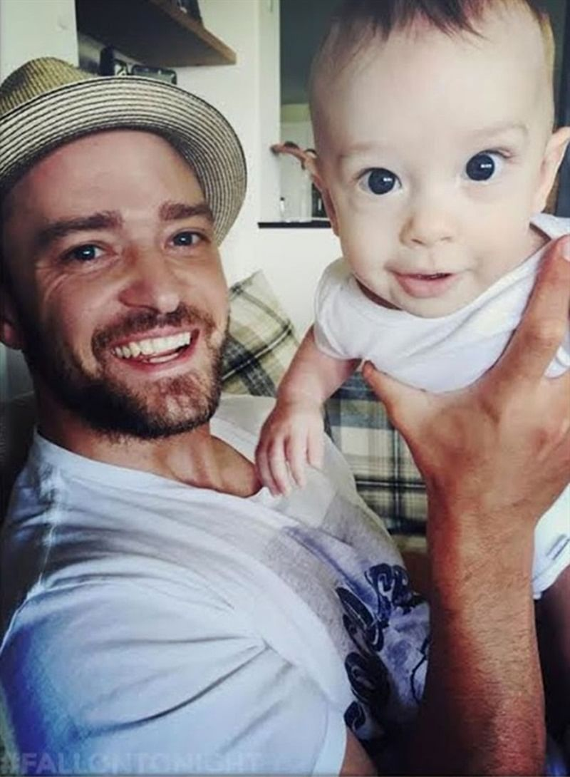 Being a father is such a trip: Justin Timberlake