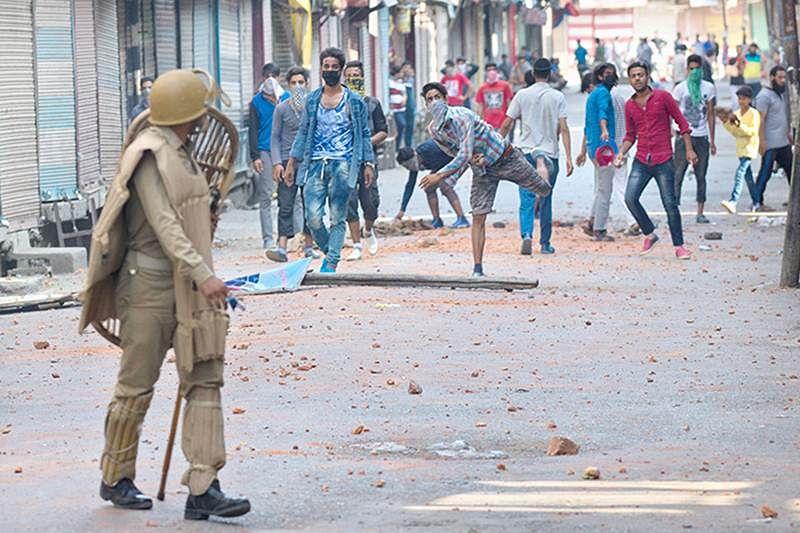 Facing criticism by UN over Kashmir