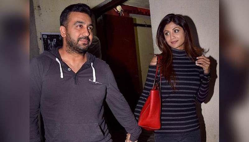 Shilpa Shetty receives adorable birthday wish from husband Raj Kundra