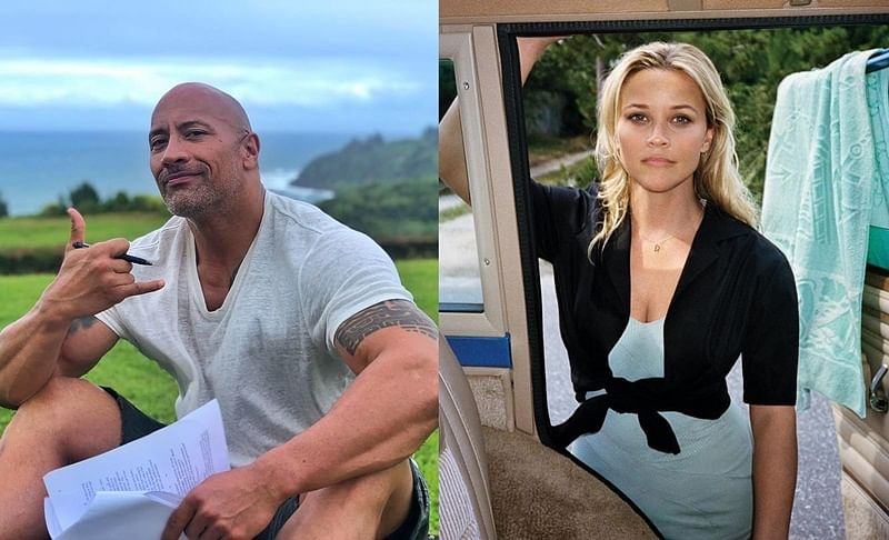 Father's Day: Dwayne Johnson, Reese Witherspoon, and other Hollywood stars share lovable posts
