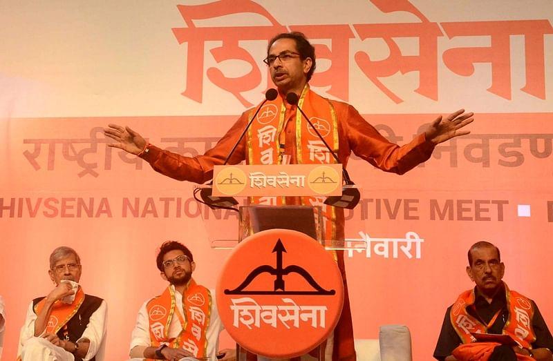 Shiv Sena says Rahul Gandhi is roaming free despite talking bad about PM Modi