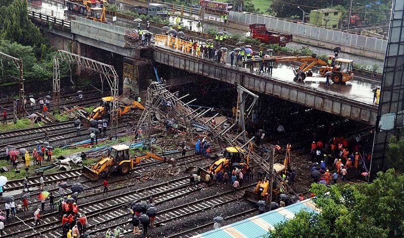 Andheri's Gokhale bridge will have to be rebuilt: BMC
