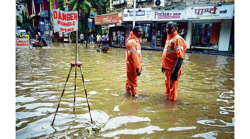 There is no water logging in Mumbai - Mumbai mayor
