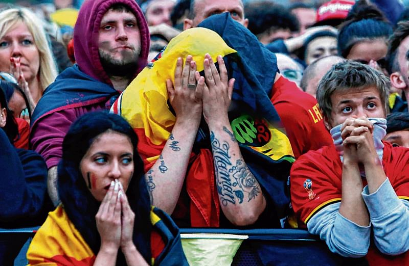 Shock and awe in Brussels after exit