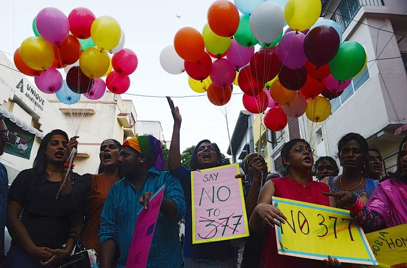 'People's verdict' on homosexuality moved us: IITians who fought tooth & nail against section 377