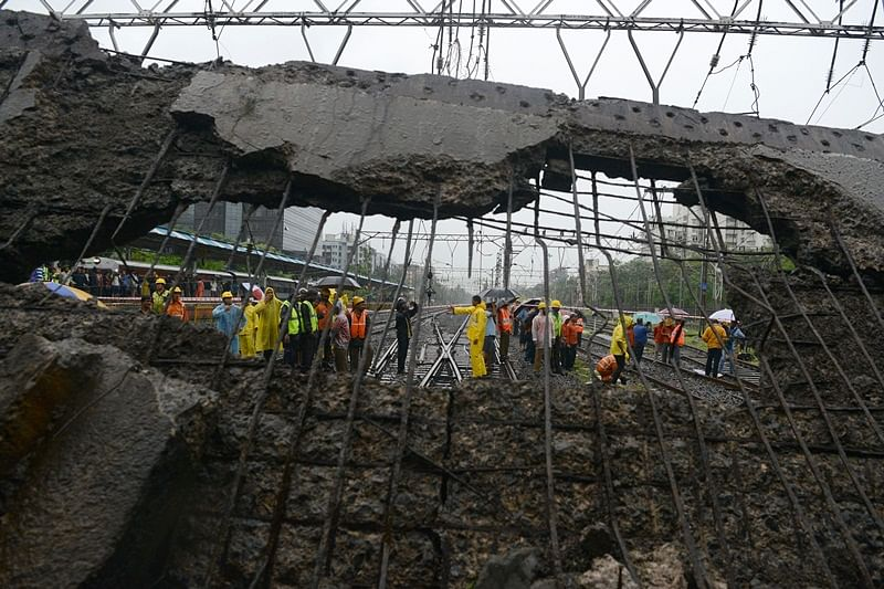 Mumbai Crumbling: Series of mishaps throw life of Mumbaikars out of gear