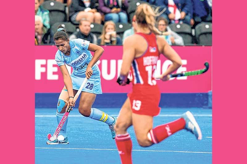 India face Italian challenge in women's hockey World Cup
