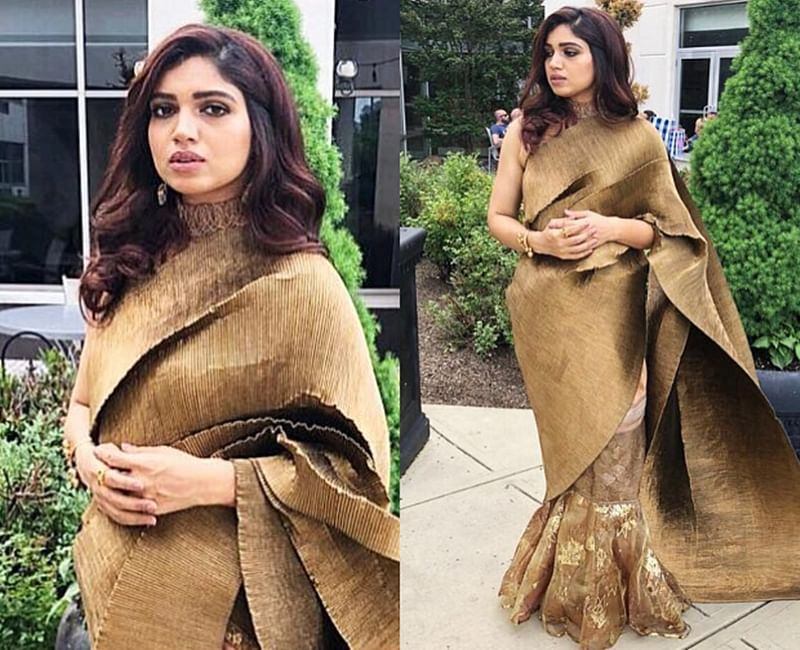 Excited and nervous to be part of 'Takht': Bhumi Pednekar