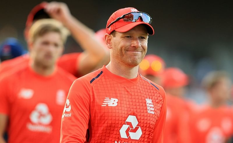 Wins over Pakistan will boost England at World Cup, says Eoin Morgan