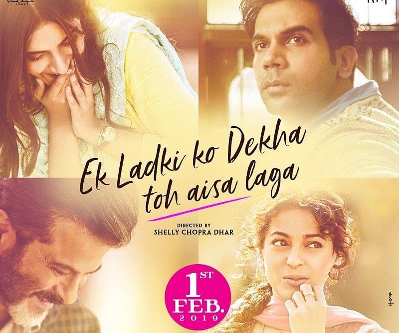 'Ek Ladki Ko Dekha Toh Aisa Laga' trailer drops tomorrow!
