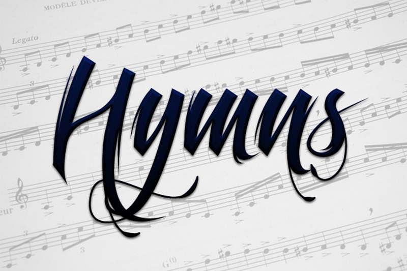 Hymn to Silence and Surrender – 1