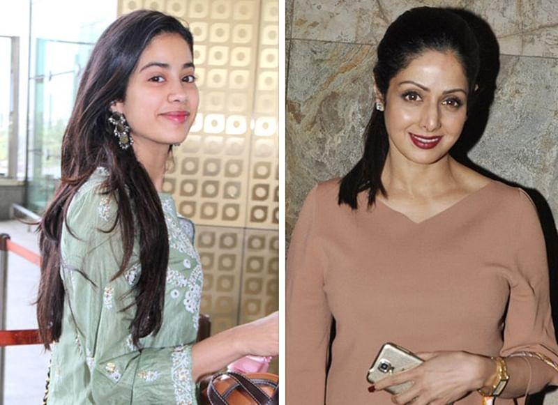 Dhadak: Is Bollywood comparing Janhvi Kapoor to her late mother Sridevi?