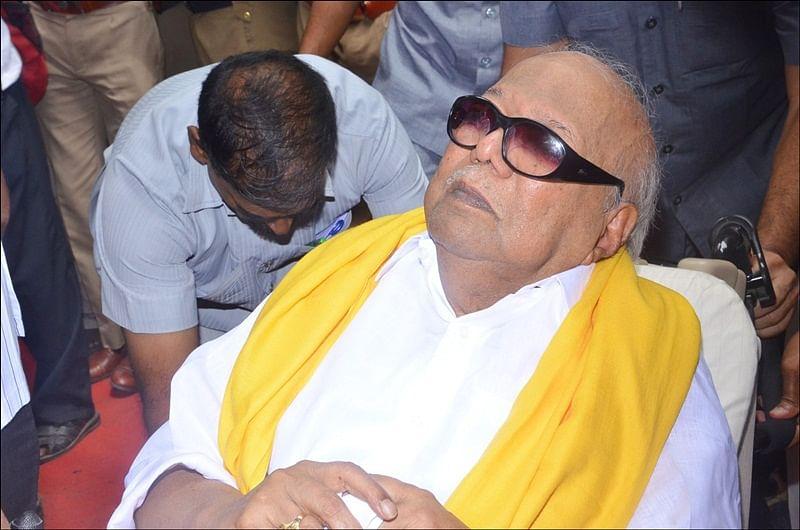 Karunanidhi health update: DMK chief's blood pressure stabilised, says doctor