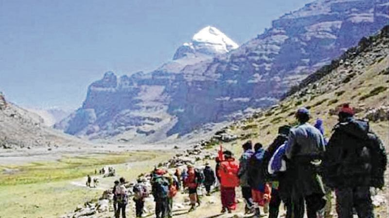Over 1,200 stranded Mansarovar pilgrims evacuated from Nepal
