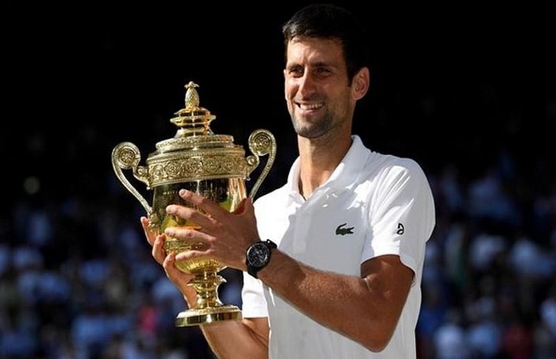 Novak Djokovic beats Kevin Anderson; clinches fourth Wimbledon title