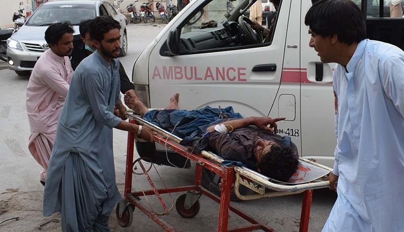 Pakistan general election: Independent candidate survives assassination bid
