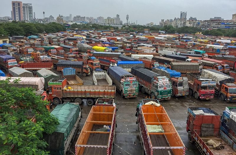 Mumbai Transport Strike: Truckers call off strike as government assures to look into demands