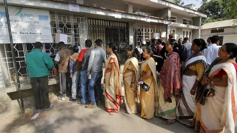 Stage set for release of Assam's final NRC draft today