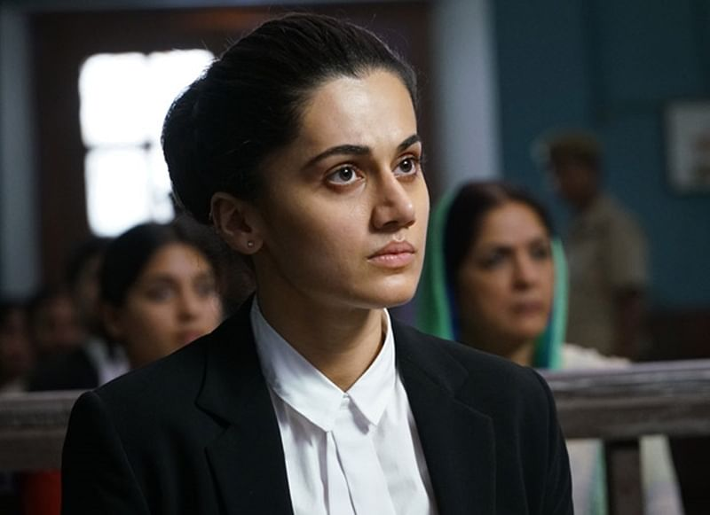 Here's why Taapsee Pannu would have been a real 'lawyer' and not just a reel one in 'Mulk'