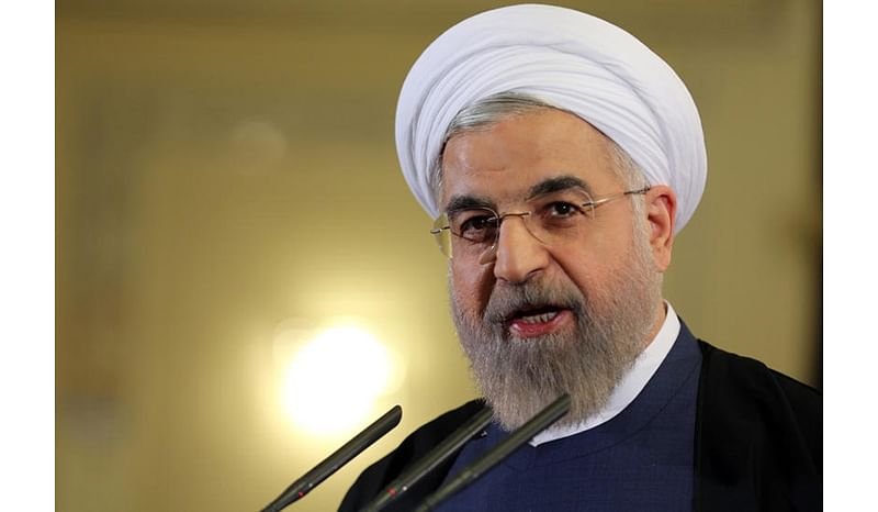 Iran's Prez warns over US push against buying oil
