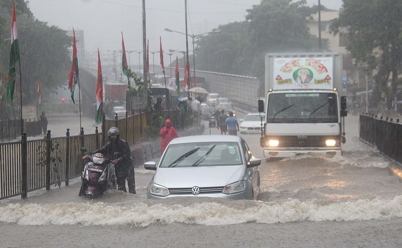 Maharashtra: Heavy to extremely heavy rains in some places on July 2,3 as per IMD