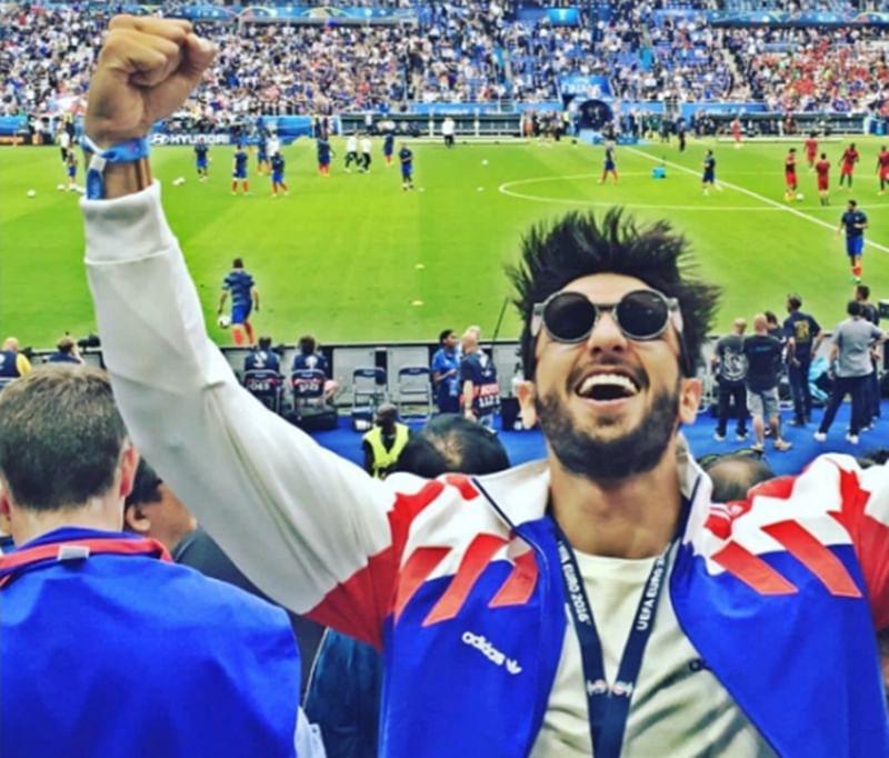 FIFA World Cup 2018: Amitabh Bachchan, Ranveer Singh celebrate as France beats Croatia