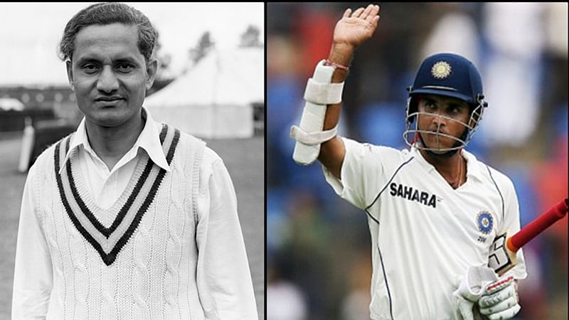 India vs England 2018: Vijay Hazare to Sourav Ganguly, 5 famous Indian cricketers who made their Test debut on English soil