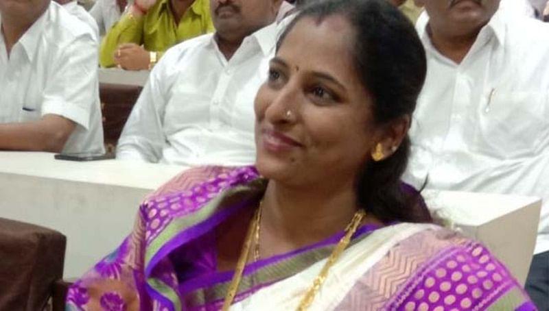 Maharashtra: BJP corporator Sangita Khot elected Sangli Mayor