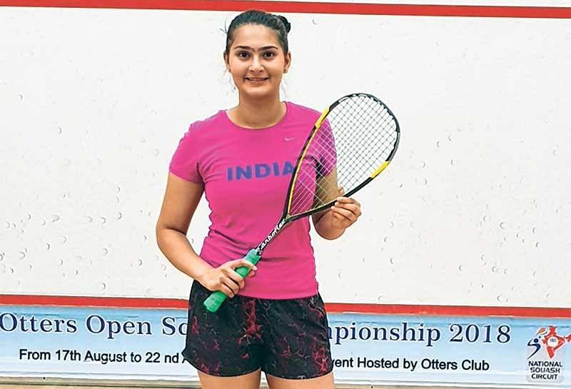 Otters squash: Koela and Jannia make final in girls U-19 category