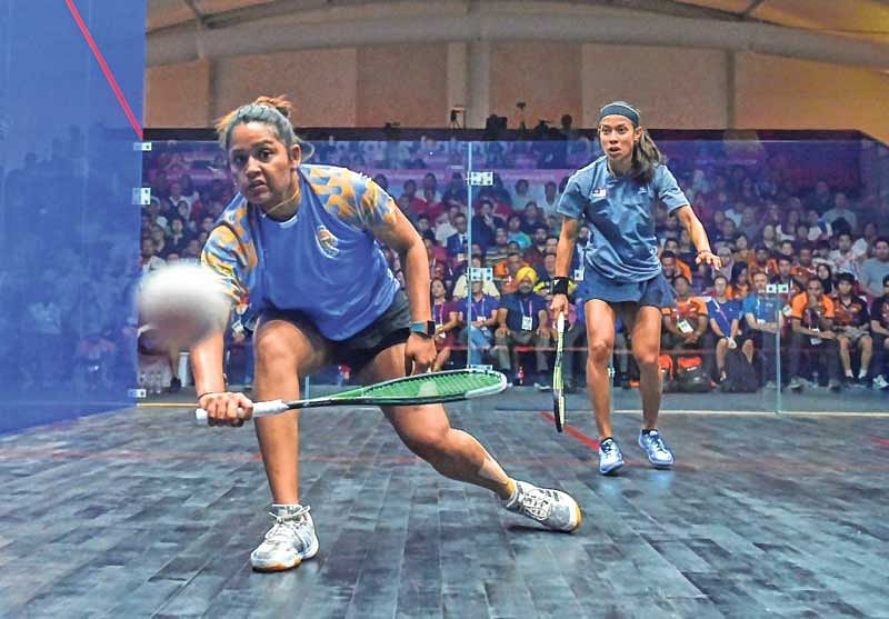 Best squash talent on display in Bandra