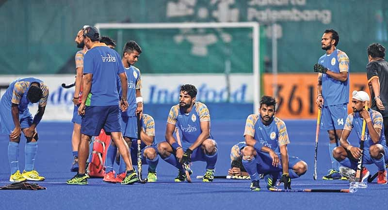 Asian Games : Malaysia shootout defending champions India in semis