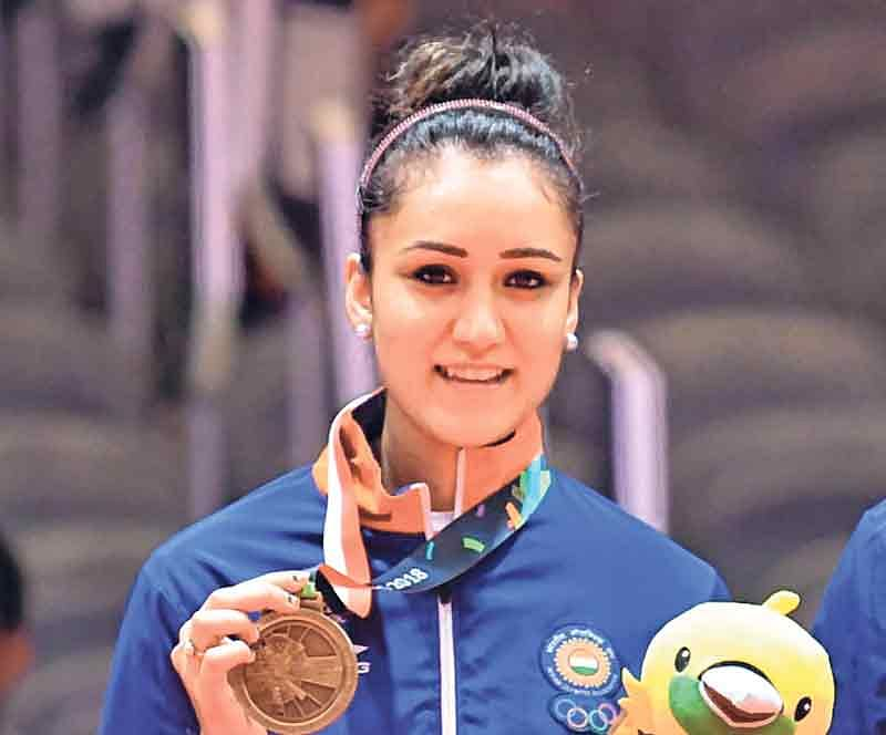 Asian Games : Manika Batra, Sharath Kamal, SathiyanGnanasekaran enter TT pre-quarterfinals