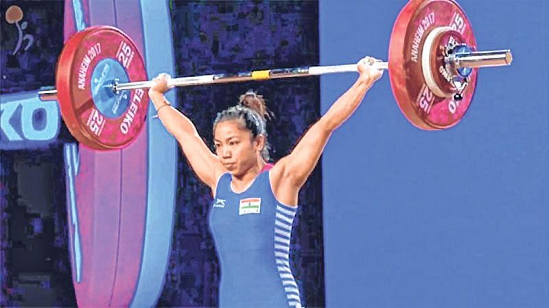 Mirabai doubtful starter for Asian Games: CoachVijay Sharma