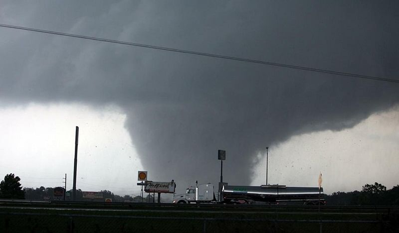 Tornado hits Luxembourg injuring 19