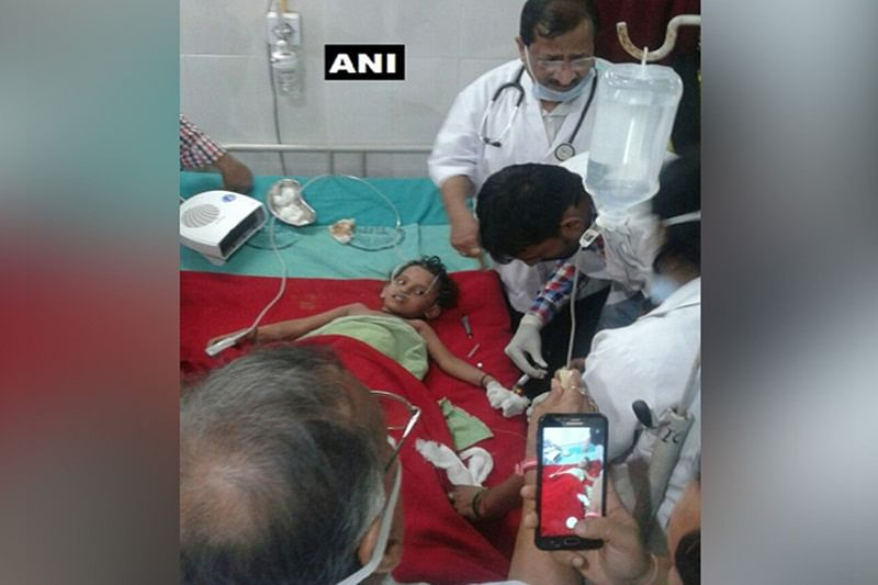 Bihar: 3-year-old girl rescued after being trapped in 110-ft borewell for over 30 hours