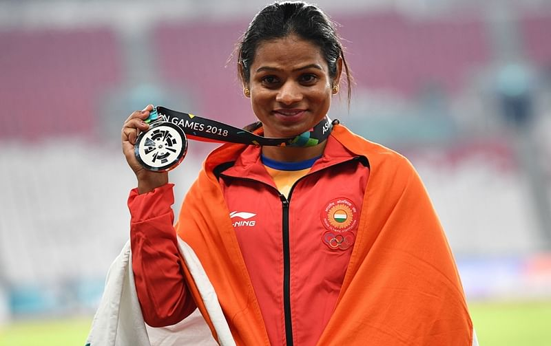 Against all odds, Dutee is India's athletic beauty