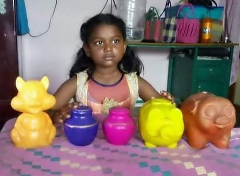 Kerala Floods: 9-year-old girl saves Rs 9000 to buy a cycle, donates it to victims; Hero cycles rewards her